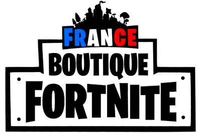 Logo Boutique Fortnite France